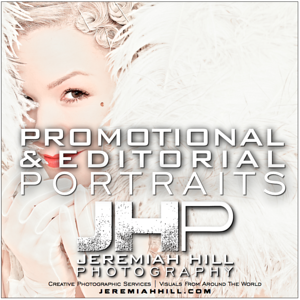 PROMOTIONAL & EDITORIAL PORTRAITS