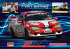 Peter Burnitt V8 Utes Racing Series Promotional Poster