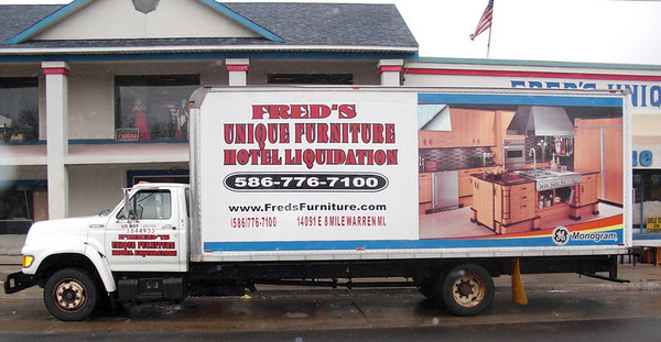"<b>Hotel Liquidation</b><br> Fred's Unique Furniture is one of the Midwest's leading hotel liquidators.  We offer a fast, complete and reliable hotel furniture removal and/or replacement service for hotel operations of any size. Our crews are experienced and considerate to your property and customers.   We have many testimonials and  letters of recommendation from previous satisfied clients.  If you are a Hotel or Motel looking to upgrade your room furniture, give us a call and see if we can provide a reasonably priced furniture solution to meet your needs.  We often have inventory of good used hotel furniture from basic to 4-star and we also have experienced staff that can coordinate a complete solution for you. Give us a call today.  Find out more about Fred's Unique Furniture's fast and professional approach to hotel liquidation by clicking <a href=""http://www.fredsuniquefurniture.com/Services/Hotel-Liquidator/21716764_gkSj6Q""><font color=""#0000FF""><b><i>here</i></b></font></a>."