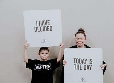 1-22-17 / Baptisms