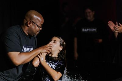 6-25-17   Baptisms