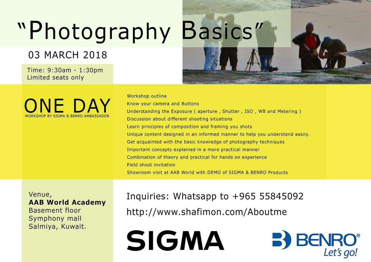 Photography Basics