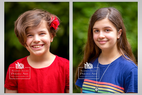Outdoor Headshot Express Session