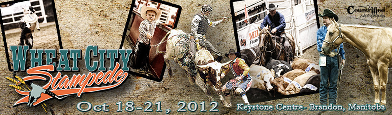 Wheatcity Stampede Website Banner- 2012