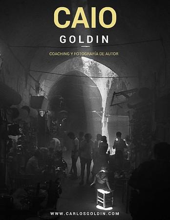 catálogo curso fotográfico y fotografía de autor Caio Goldin