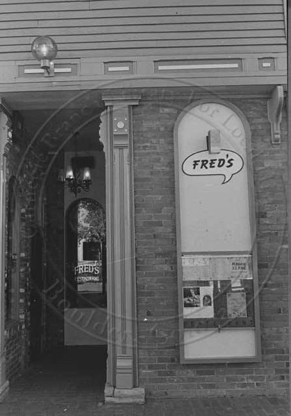Fred's (found by Alexandra Westmore, thanks)