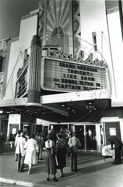 Boulder Theater (found by Karen Eifler, thank you)