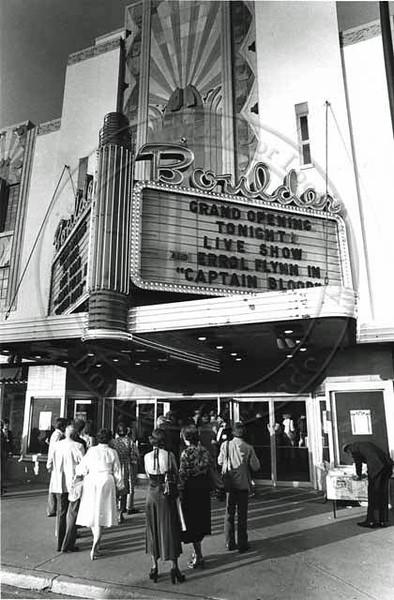 Boulder Theater (found by Karen Eifler, thank you)