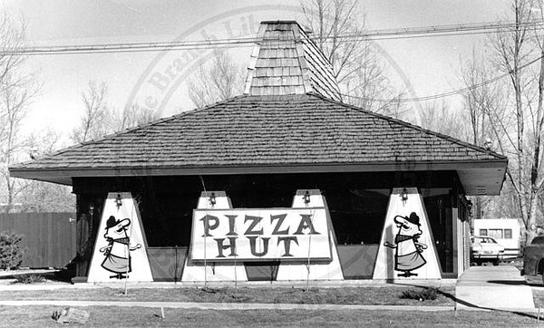 Pizza Hut (found by Karen Eifler, thanks)