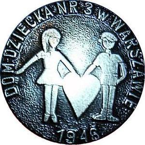 Odznaka Domu Dziecka nr 3