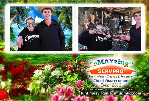 Servpro aMAYzing Customer Appreciation Day 2015
