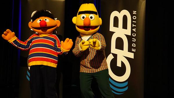 Sesame Street 45th Anniversary