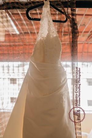 1. Wedding Day Claribel y Edwin Detalles de la Boda