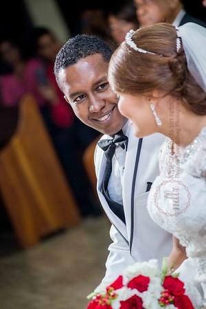 Wedding Day Jhonny y Catherine, Ceremonia y Recepción