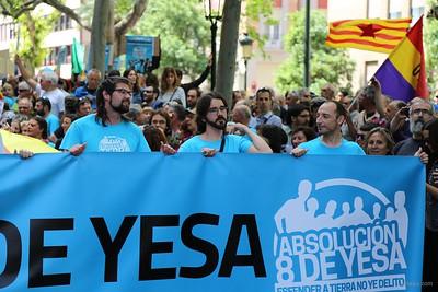 018 2016-05-22 8deYesa Manifestacion en Zaragoza