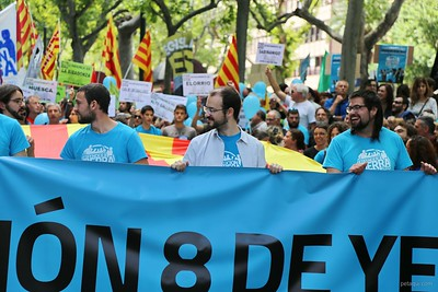 013 2016-05-22 8deYesa Manifestacion en Zaragoza