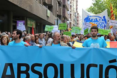 011 2016-05-22 8deYesa Manifestacion en Zaragoza