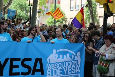 017 2016-05-22 8deYesa Manifestacion en Zaragoza
