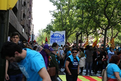 007 2016-05-22 8deYesa Manifestacion en Zaragoza