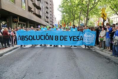 009 2016-05-22 8deYesa Manifestacion en Zaragoza