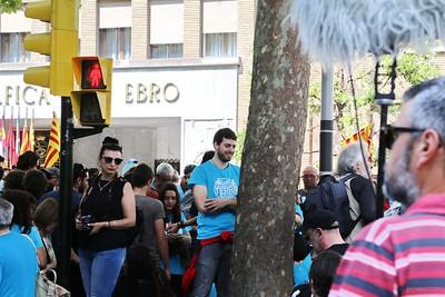 002 2016-05-22 8deYesa Manifestacion en Zaragoza