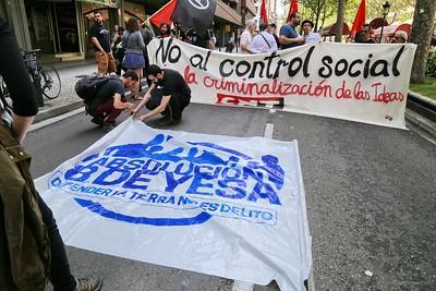 008 2016-05-22 8deYesa Manifestacion en Zaragoza