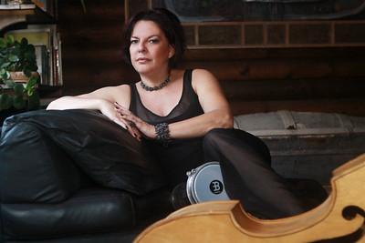 Coral Lombana, cantante venezolana de jazz
