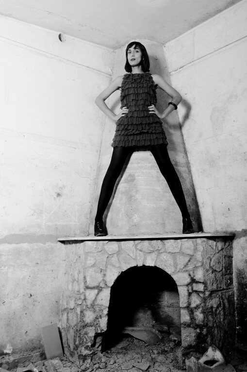 Sessão Fotográfica com Ana Castanheira