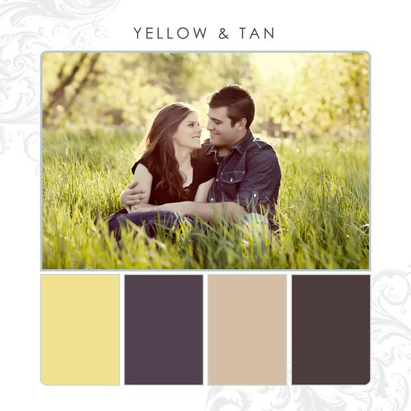 Yellow-Tan