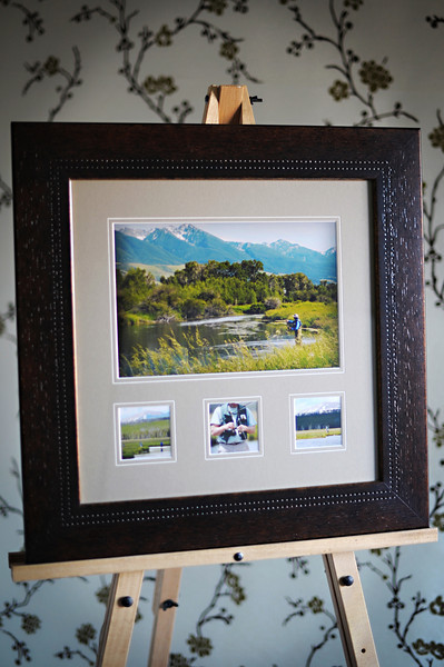 Frame prints make another great option to display and perserve your images. Choose from eight frame styles and seven different acid free mat selections. Multi openings are also available.