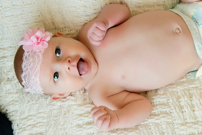 Anabelle 3 months