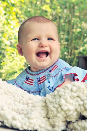 Callie 3 month 012