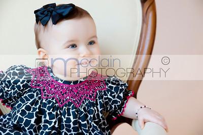 Evelyn- 1 year