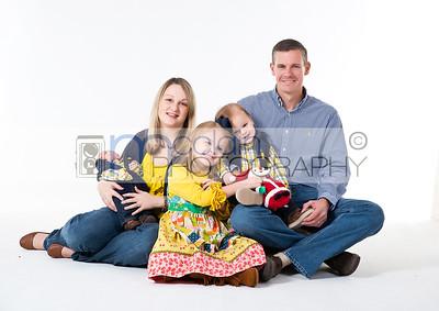 Nikki Hopson Family 2015