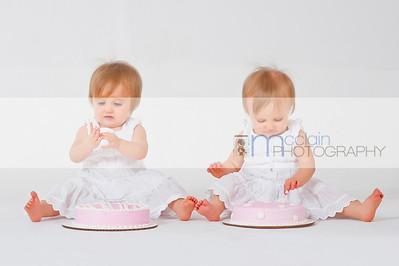 McBrayer Twins - 1 Year