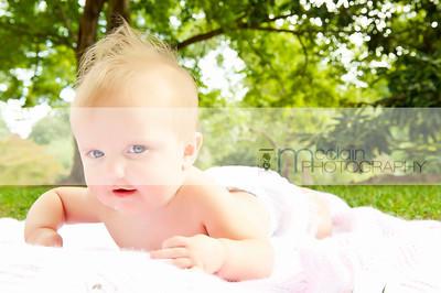 McBrayer Twins - 6 Months