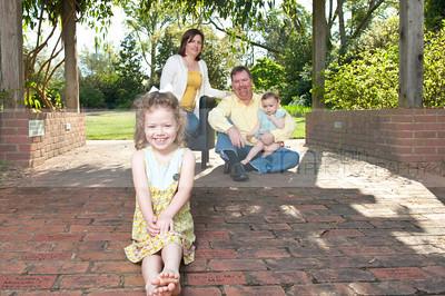 Reagan & Family