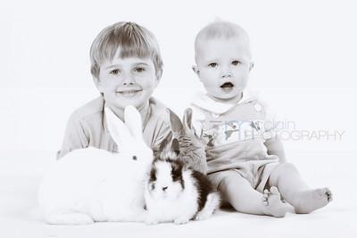 Rhett & Wynn Easter
