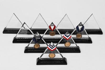 Brad Cole Construction awards