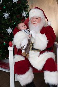 Carroll EMC Santa 2017