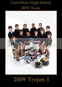 Carrollton High School Rov Team