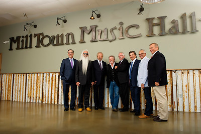 The Oak Ridge Boys With Filters