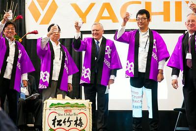 Yachiyo Ribbon Cutting Day 1