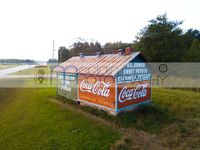 Coca Cola Sweet Potato Barn