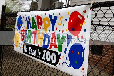 Ashmore 100th birthday