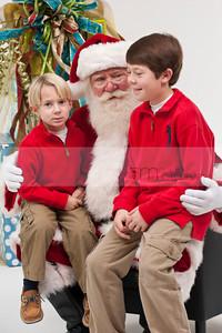 Brock Santa 2012
