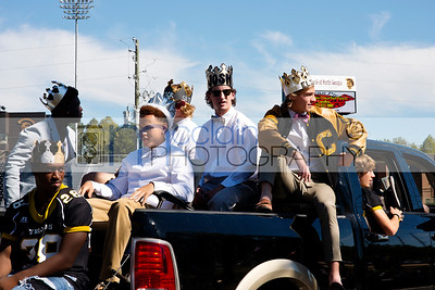CHS Homecoming Parade 2014