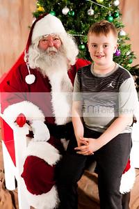 Carroll EMC Santa 2016