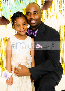 2018 Daddy Daughter Dance OMA