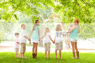 Harrod Family 2013
